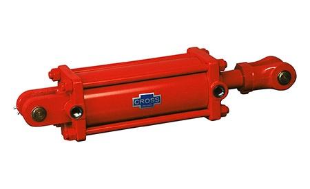 Cylinders Tie Rod Dh Series