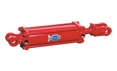 Cylinders Tie Rod Du De Series