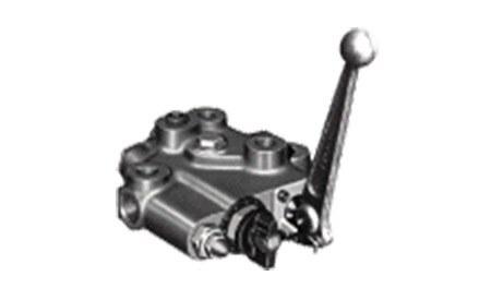 Valves Selector Control Model Bc